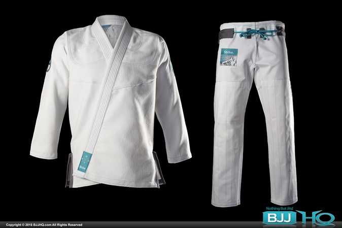 Strike Hoth 20 White Gi